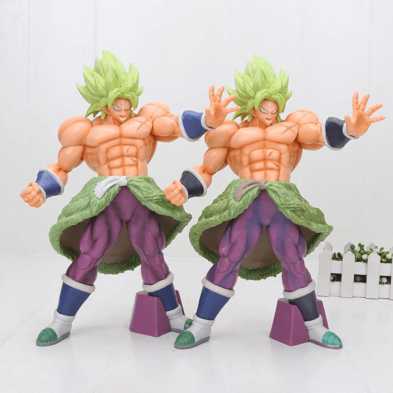 Crazy Toys 32cm Dragonball GT Goku /& Ohzaru PVC Statue New